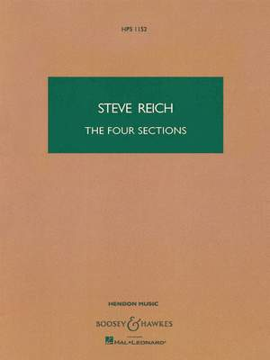 Reich, S: The Four Sections
