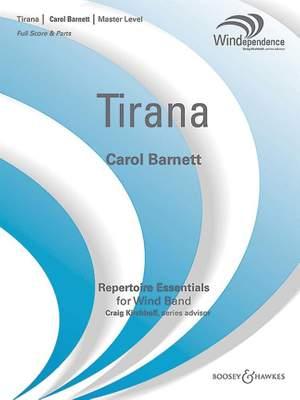 Barnett, C: Tirana