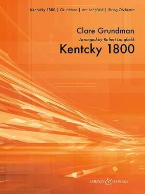 Grundman, C: Kentucky 1800