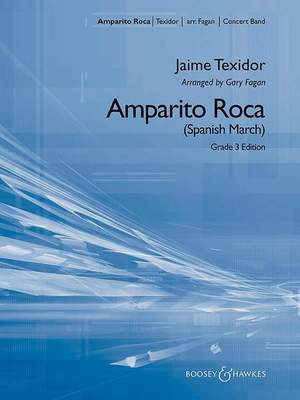 Texidor, J: Amparito Roca (Young Band Edition)