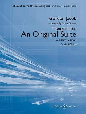 Jacob, G: Themes from an Original Suite
