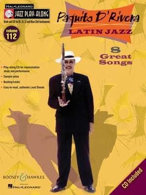 D'Rivera, P: Latin Jazz JPA112