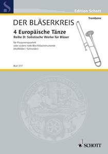 Hollfelder, W: Four european Dances