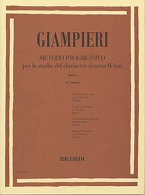 Giampieri: Metodo progressivo Vol.1