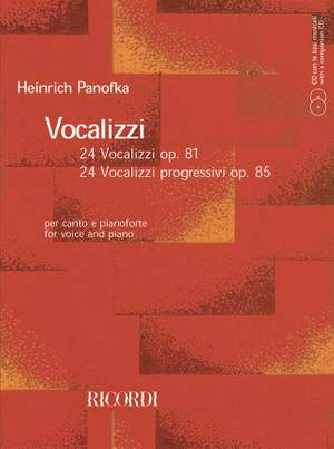 Panofka: Vocalises