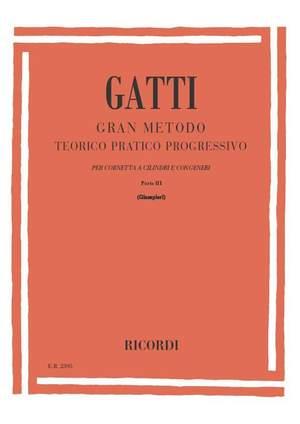 Gatti: Gran Metodo Vol.3