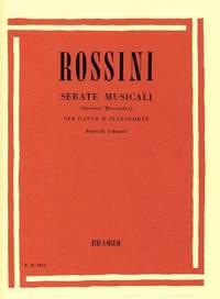 Rossini: Soirées musicales Part 2: 4 Duets