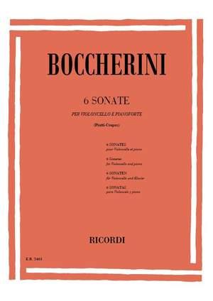 Boccherini: 6 Sonatas