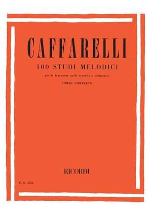 Caffarelli: 100 Studi melodici per il Trasporto della Tromba