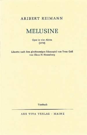 Reimann, A: Melusine