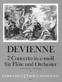 Devienne, F: Concerto no. 7 in E minor