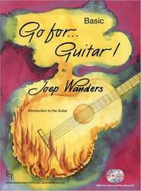 Wanders, J: Go for Guitar Basic