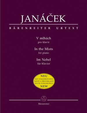 Janacek, L: In the Mists (Urtext) Product Image