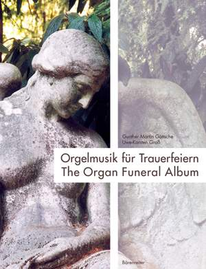 Various Composers: Organ Funeral Album