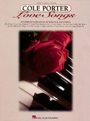Porter, Cole: Cole Porter Love Songs