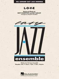 Kaempfert: L-O-V-E (jazz ensemble)