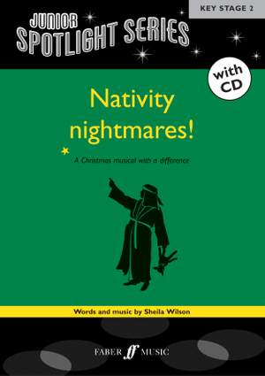 Sheila Wilson: Nativity Nightmares