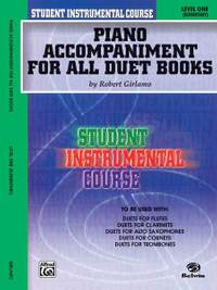 Student Instrumental Course: Duets, Level I