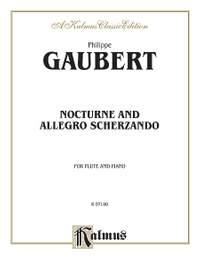 Phillippe Gaubert: Nocturne and Allegro Scherzando