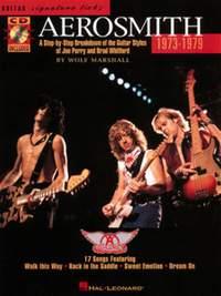 Aerosmith 1973-1979: Guitar Signature Licks