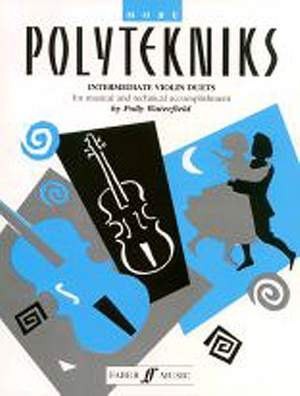 Polly Waterfield: More Polytekniks