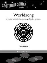 Brewer, Mike: Worldsong (full score and parts)