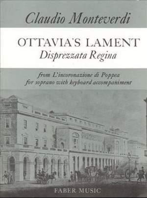 Monteverdi, Claudio: Disprezzata regina (Ottavia's aria)