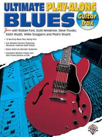 Ultimate Play-Along Guitar Trax: Blues