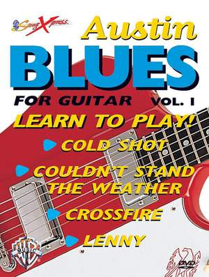 SongXpress: Austin Blues, Vol. 1 Product Image