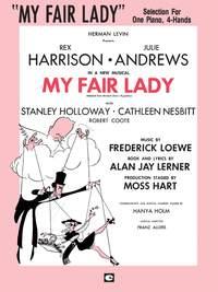 Lerner, A: My Fair Lady (piano duet)