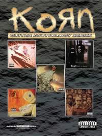 Korn: Guitar Anthology Series