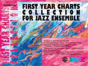 First Year Charts Collection for Jazz Ensemble Product Image