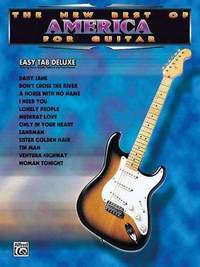 America: The New Best of America for Guitar