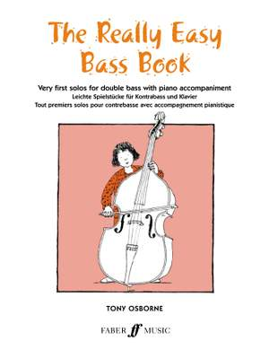 Really Easy Bass Book Product Image
