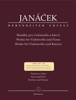 Janacek, L: Compositions for Violoncello and Piano (Urtext)