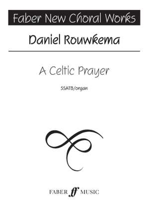 Celtic prayer, A. SATB acc.