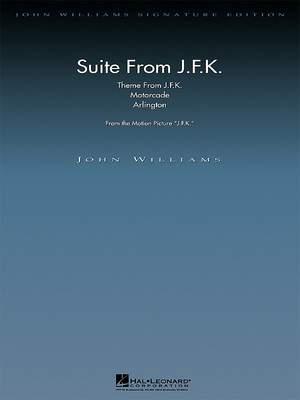 John Williams: Suite from J.F.K.
