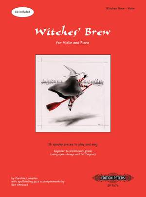 Lumsden, C: Witches' Brew (Sheet Music & CD)