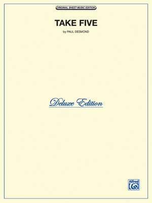 The Dave Brubeck Quartet: Take Five Product Image