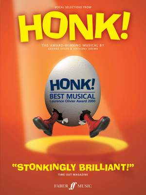 G. Stiles_A. Drewe: Honk! (vocal selections) (PVG) Product Image
