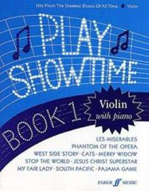 Play Showtime Book 1 (violin and piano)