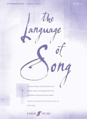 H. Pegler_N.J. Kemp: Language of Song: Intermediate