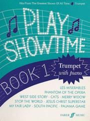 Glover, F: Play Showtime Book 1 (trumpet and piano)