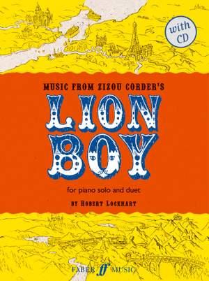 Robert Lockhart: Lion Boy