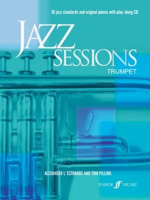 Alexander L'Estrange_T. Pilling: Jazz Sessions