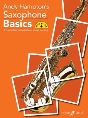 Andy Hampton's Saxophone Basics - Pupil's Book (Alto Saxophone)