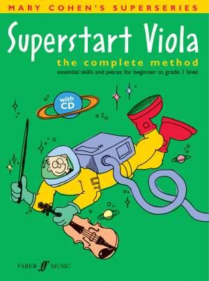 Mary Cohen: Superstart Viola