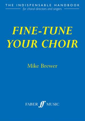 Fine-tune your choir (paperback) Product Image