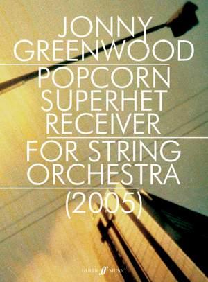 Greenwood, Jonny: Popcorn Superhet Receiver
