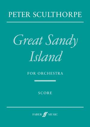 Peter Sculthorpe: Great Sandy Island